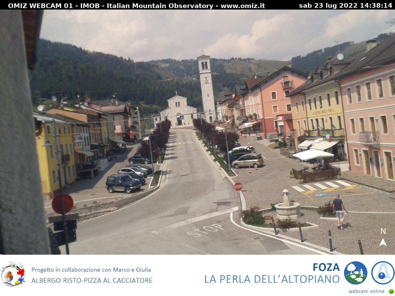 Webcam Foza